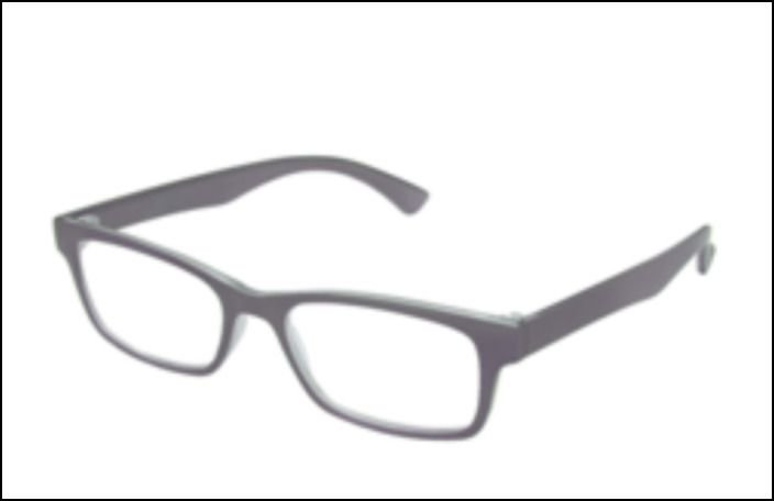 Oculos Soft Grey 2,50