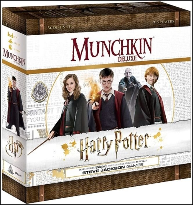 Munckin Deluxe: Harry Potter