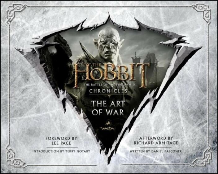 The Hobbit: The Battle of the Five Armies (Chronicles: The Art of War)