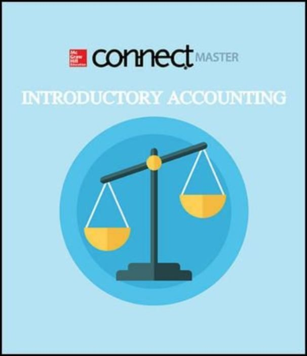 Connect Master: Introductory Accounting