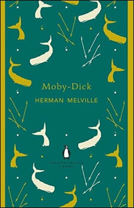 Penguin English Library: Moby-Dick