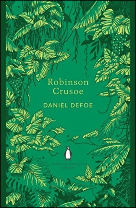 Penguin English Library: Robinson Crusoe