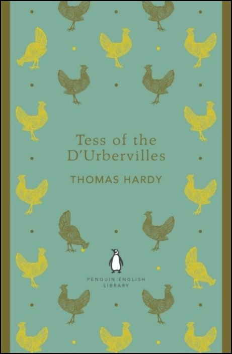 Penguin English Library: Tess of the D'Urbervilles