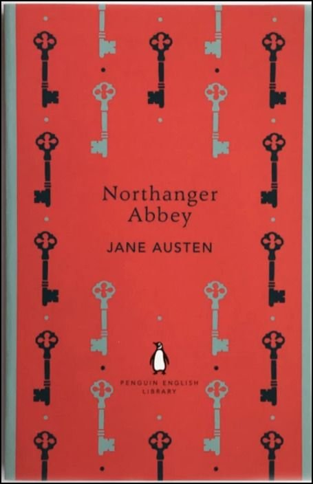 Penguin English Library: Northanger Abbey