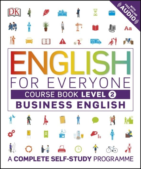 English for Everyone Business Course Book Level 2