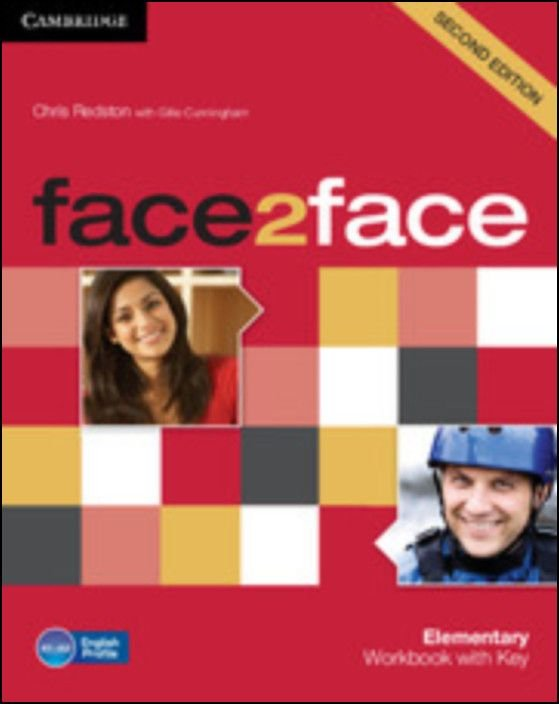 face2face Elementary - Workbook With Key