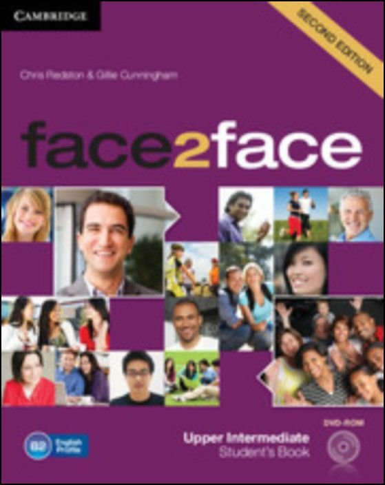face2face Upper Intermediate - Student's Book with DVD-ROM