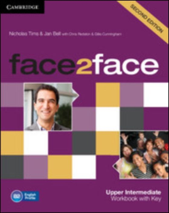 face2face Upper Intermediate - Workbook with Key