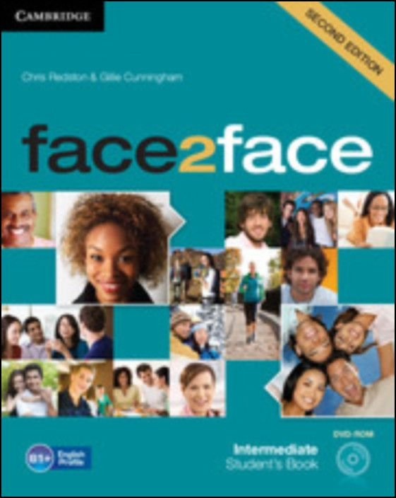 face2face Intermediate - Student's Book with DVD-ROM