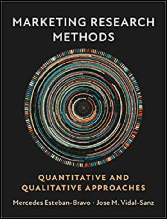 Marketing Research Methods: Quantitative and Qualitative Approaches