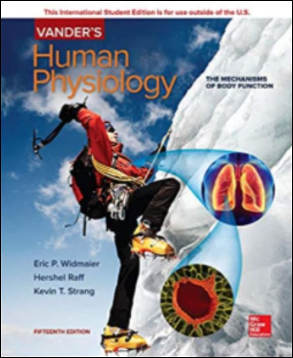 Human Physiology: The Mechanisms of Body Function