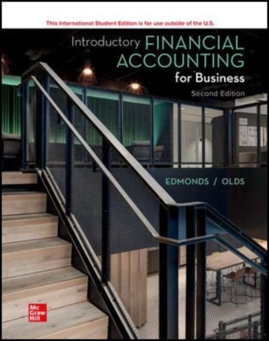 ISE Introductory Financial Accounting for Business