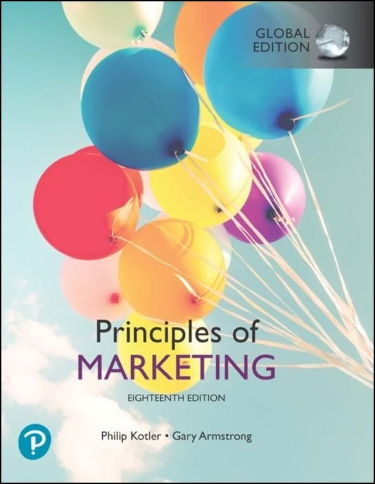 Principles of Marketing, Global Edtion