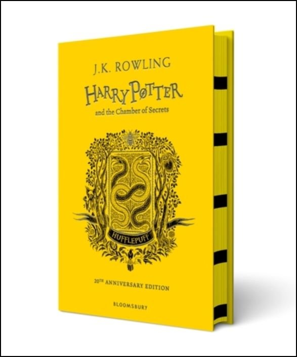 Harry Potter and the Chamber of Secrets: Hufflepuff Edition
