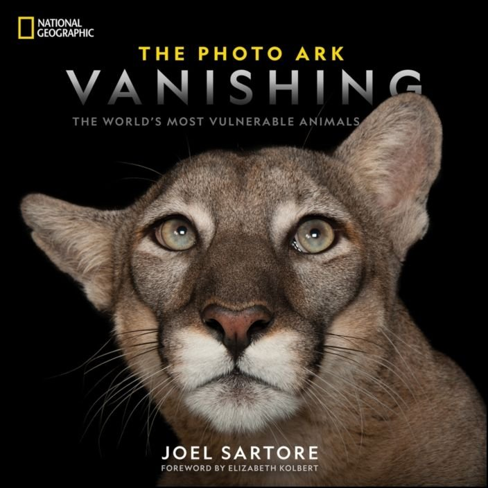 National Geographic The Photo Ark Vanishing