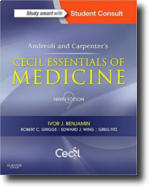 Andreoli and Carpenter's Cecil Essentials of Medicine, 9th Edition