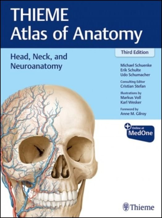 THIEME Atlas of Anatomy: Head, Neck, and Neuroanatomy
