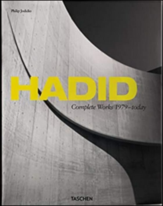 Hadid Complete works 1979 - Today