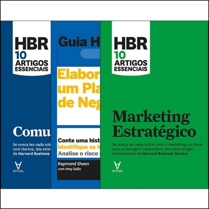 Pack HBR - Marketing
