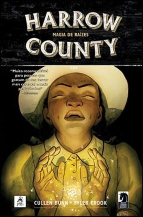 Harrow County Vol. 6 - Magia de Raízes