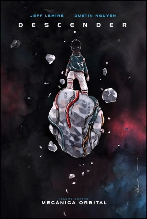Descender Vol.4 - Mecânica Orbital