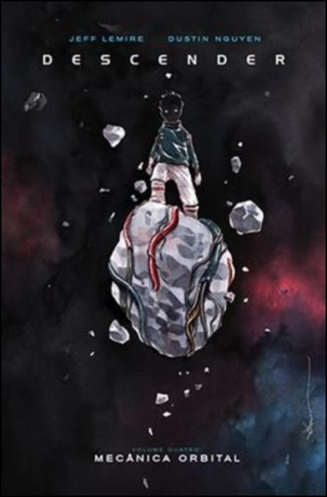 Descender Vol 4 - Mecânica Orbital