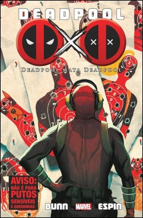 Deadpool Mata Deadpool