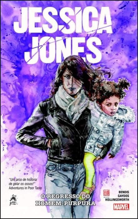 Jessica Jones Vol. 3 - O Regresso do Homem-Púrpura