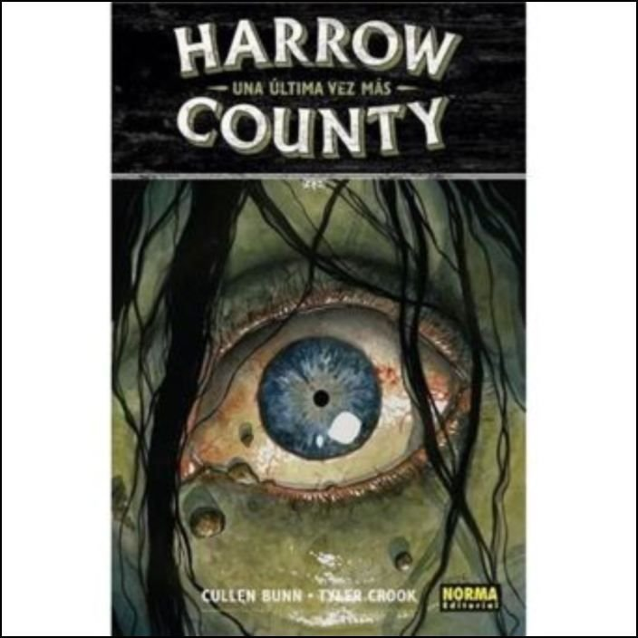 Harrow County 8 - Um último regresso