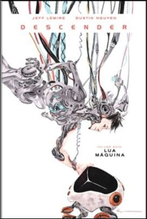 Descender: lua máquina - Vol. 2