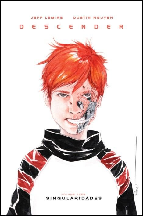 Descender Vol 3 - Singularidades