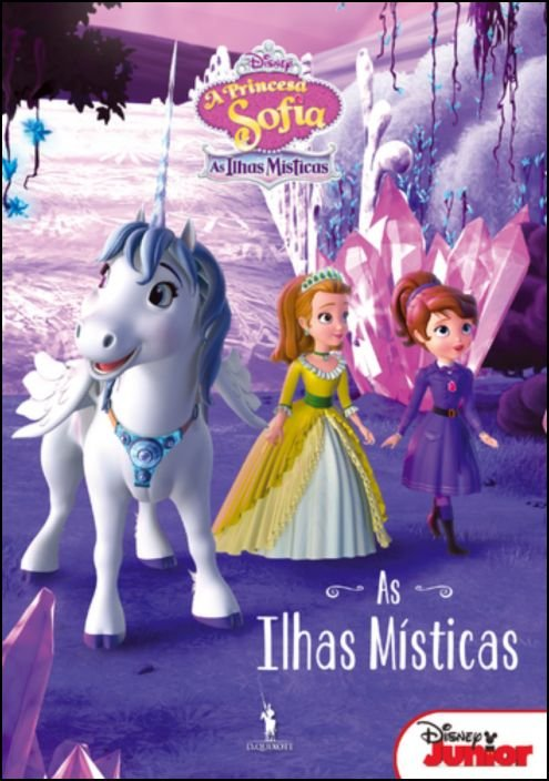 A Princesa Sofia (13) - As Ilhas Místicas