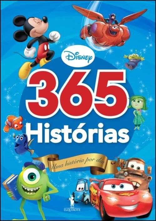 365 Histórias Disney - Volume 2