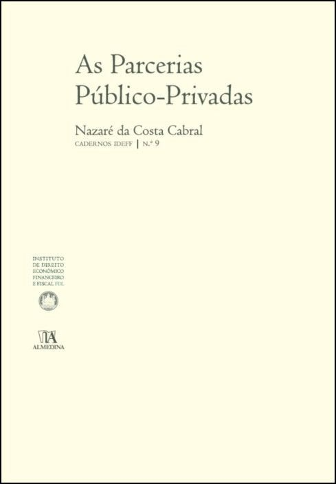 As Parcerias Público-Privadas
