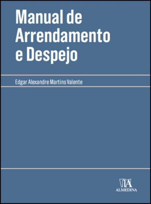 Manual de Arrendamento e Despejo