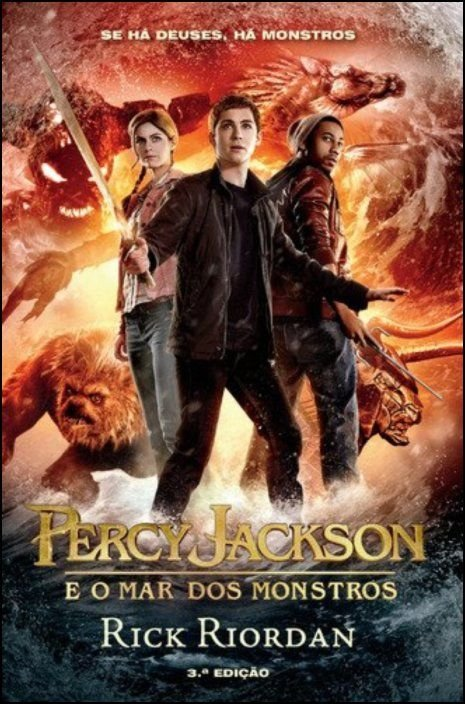 Percy Jackson e o Mar dos Monstros