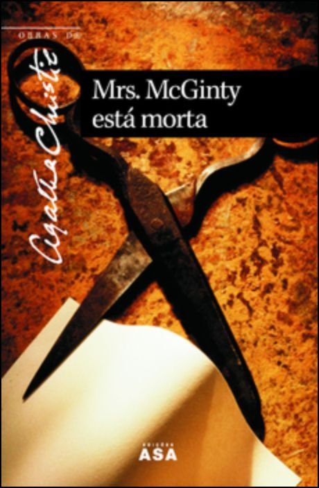 Mrs. McGinty Está Morta
