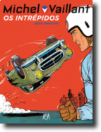 Michel Vaillant 8 - Os Intrépidos