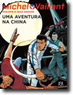 Michel Vaillant 13 - Uma Aventura na China