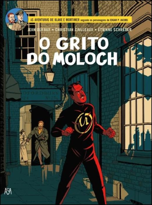 Blake e Mortimer 27 - O Grito do Moloch