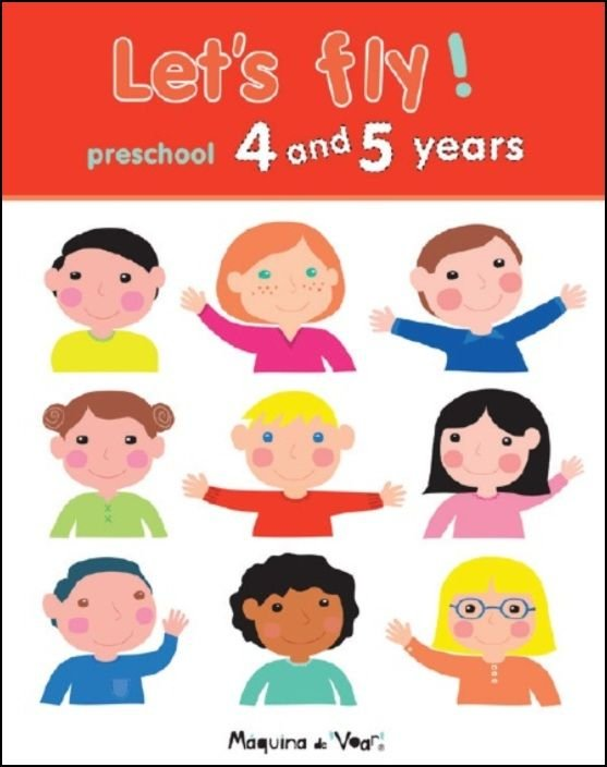 Let´s Fly - Preschool 4 and 5 years