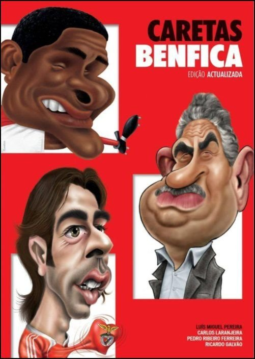 Caretas do Benfica 2010
