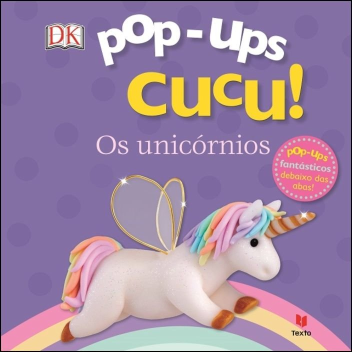 Pop-Ups Cucu! - Unicórnios