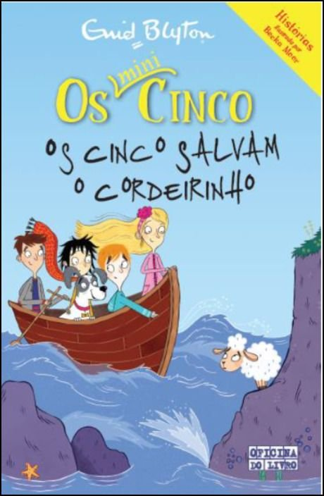 Os Mini-Cinco - Nº10 - Os Cinco Salvam Cordeirinho