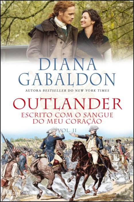 Outlander VIII - Escrito no Sangue - Vol. 2