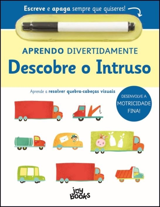 Aprendo Divertidamente: Descobre o Intruso