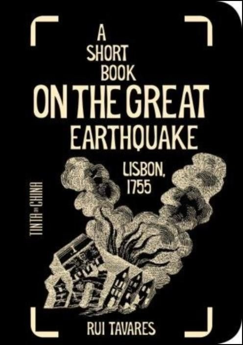 A Short Book on the Great Earthquake. Lisbon, 1755