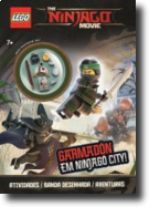The LEGO Ninjago Movie - Garmadon em Ninjago City!
