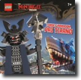 The LEGO Ninjago Movie - Lorde Garmadon, Pai Tirano
