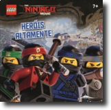 The LEGO Ninjago Movie - Heróis Altamente